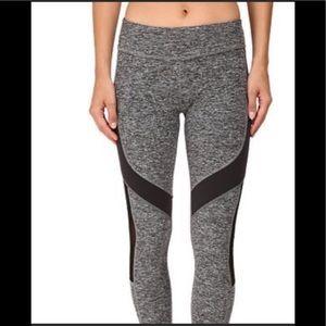 Beyond Yoga Moonstruck legging w sheer mesh insets